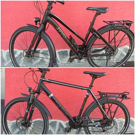 Raleigh и Black Lava ROSE-Алуминиеви колелета/велосипеди