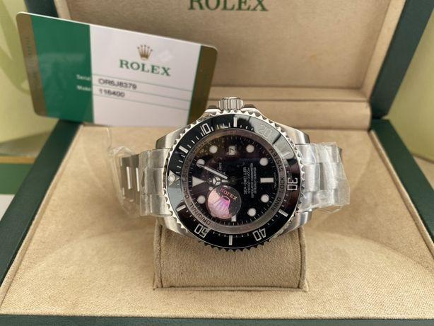 Rolex Deepsea Black, 904L, ETA3135 SWISS !!!
