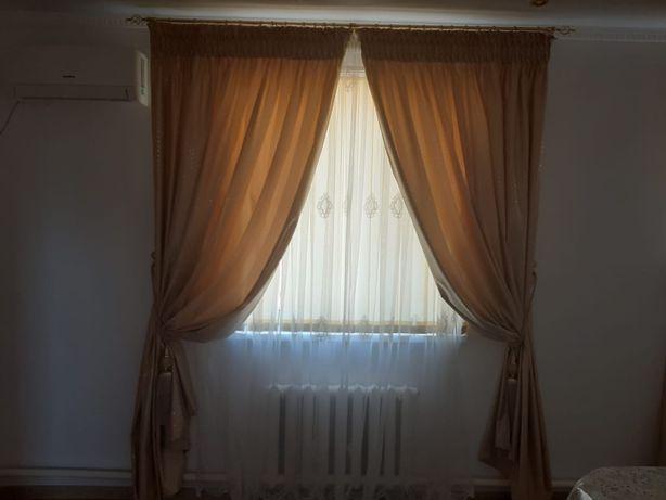 Продам  шторы для гостиной