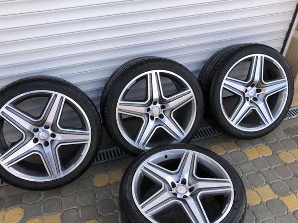 Джанти Mercedes 21 цола AMG