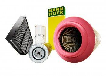 Set filtre MAN TGA, TGX, TGS producator Mann Filter