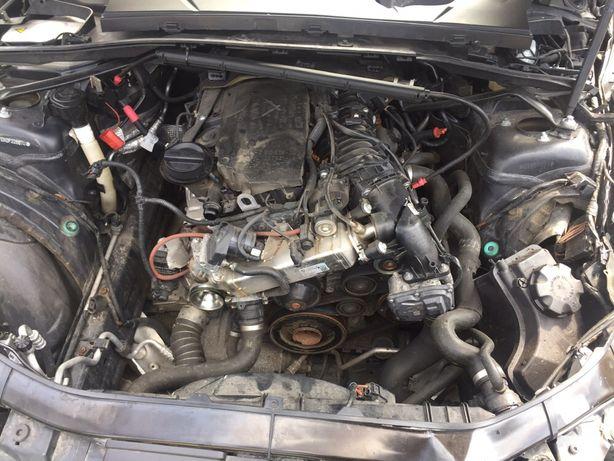 Radiator apa, clima si intercooler/ kit radiatoare BMW E90/E91 2011 N