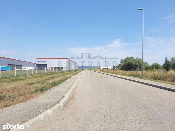 Teren industrial pentru Hala in Jucu - Tetarom III