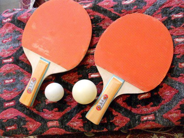 хилки за тенис маса-детски