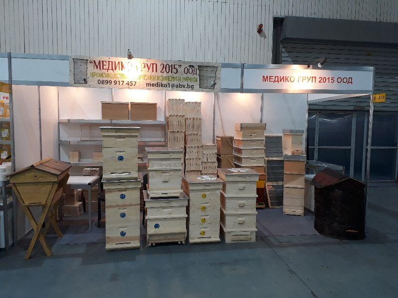 Производство на пчелни кошери и рамки гр. Сърница - image 1