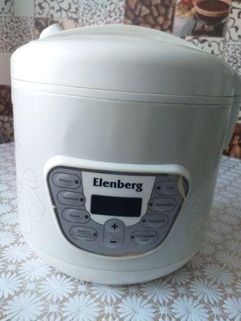 Продам мультиварку Elenberg.