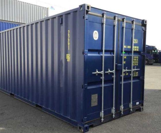 Продам морские контейнера 20 футовый 40 футовый