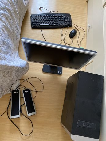 Компьютер Acer AcerPower FH (Pentium D 925 3GHz, 1GB RAM, 160GB HDD, X