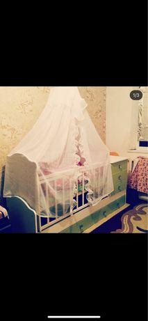 Детский кроват - манеж