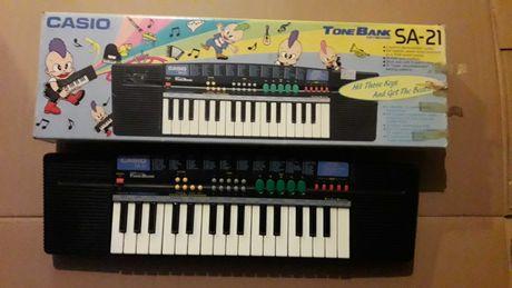 Casio SA-21 32 Keys Electronic Keyboard