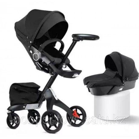 Детская коляска DSLAND V8 — модель 2019 года