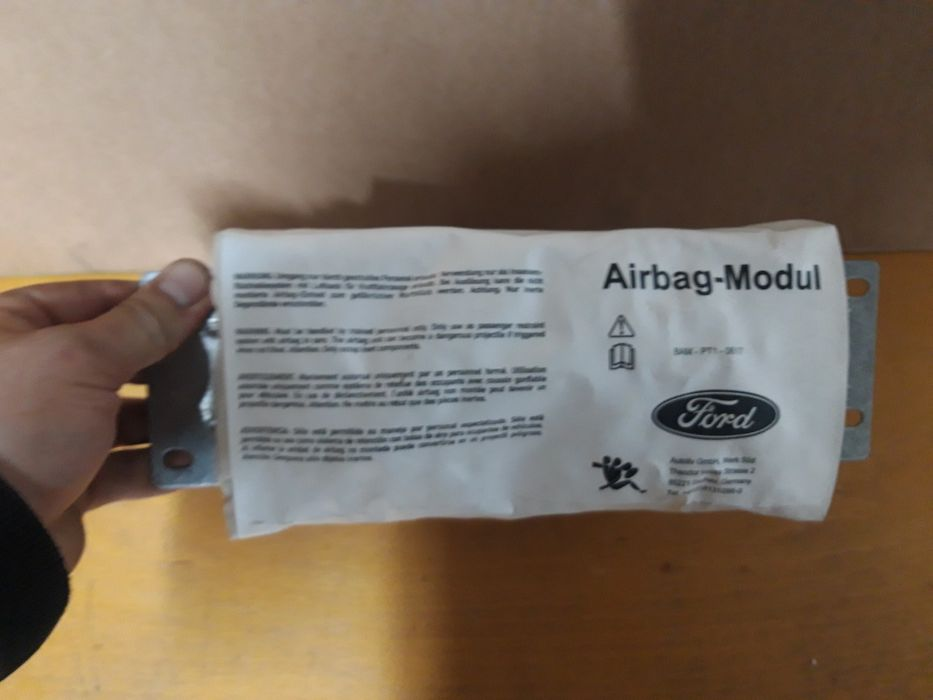 Airbag pasager ford focus 2 ford c max Bucuresti - imagine 1