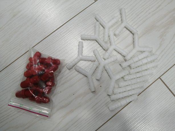 Переходники пластиковые для розливных аппаратов