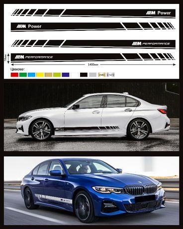 Автомобилни стикери BMW, Audi, Mercedes, Volkswagen, Opel, Ford, Abart