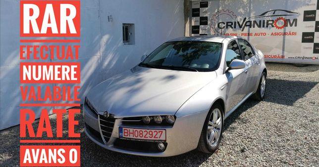 *Dealer Auto* Alfa Romeo 159 TURISMO*PIELE-170CP-E5-2009-RAR EFECTUAT*