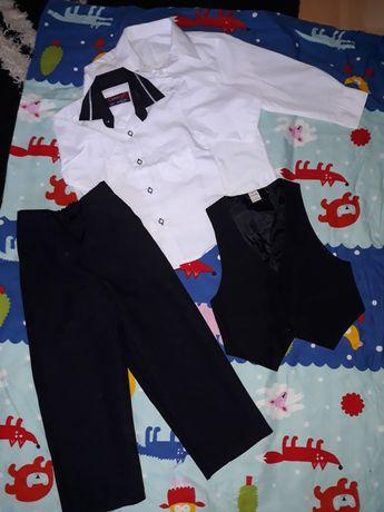 Camasa si pantaloni
