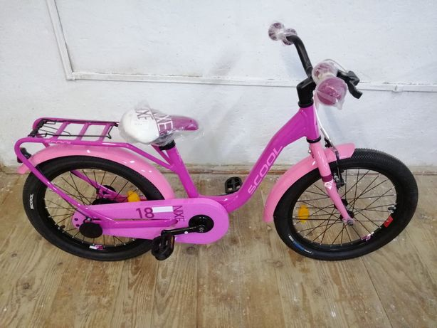 Bicicleta de copii Scool Nixe 18