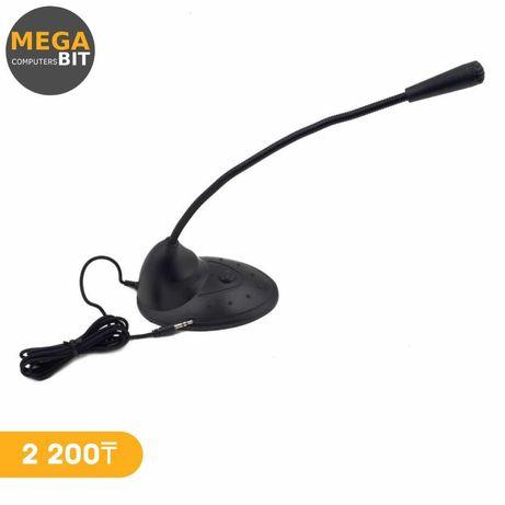 Настольный микрофон Dm - 02. Магазин Megabit.