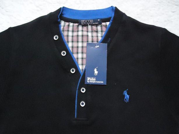 Bluza barbati maneca lunga bumbac anchior nasturi tricou maleta