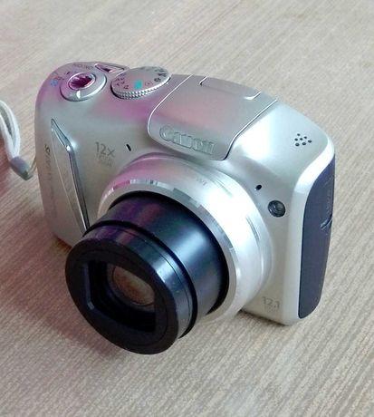 Цифров Фотоапарат Canon Компактна Дигитална Камера Digital Camera
