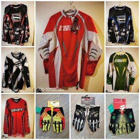 Mănuși bluze pantaloni Cross Enduro Motocross off-road MB