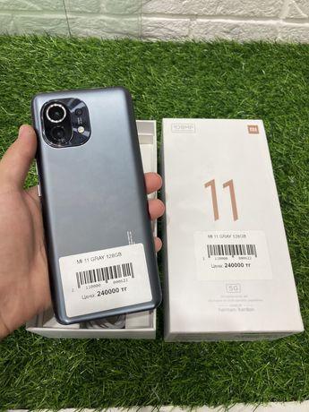 Mi 11 Gray 128gb