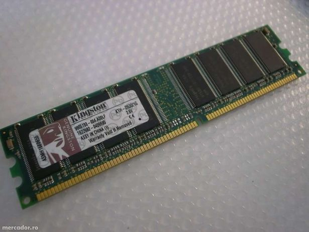 Vand memorii DDR1 512 MB si 1 GB