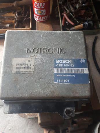 Блок управления двигателя
