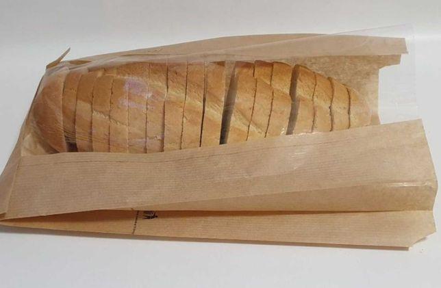 Masa cu suflanta deschis pungi pentru ambalat paine