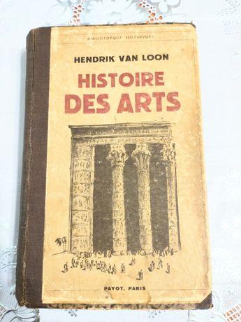 1* Hendrik van Loon : Histoire des arts