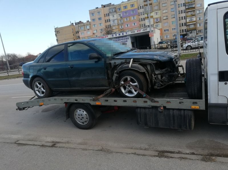 Audi a4 b5 1.6 101кс НА ЧАСТИ гр. Видин - image 1