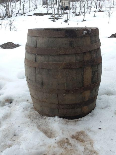 Vand butoi din lemn de stejar