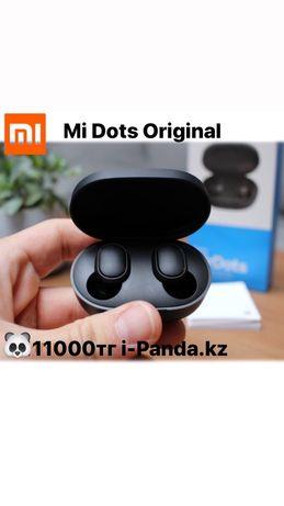 Mi dots original premium mi store ми Дотс беспроводные наушники xiaomi