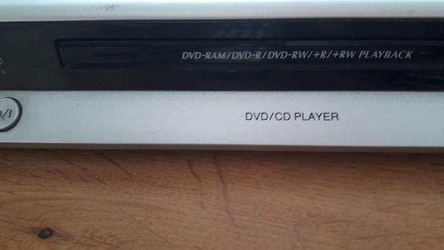 DVD/CD Player Panasonic