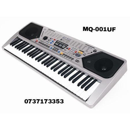 Orga electronica MQ-001UF USB 61 clape Microfon Bucuresti - imagine 1