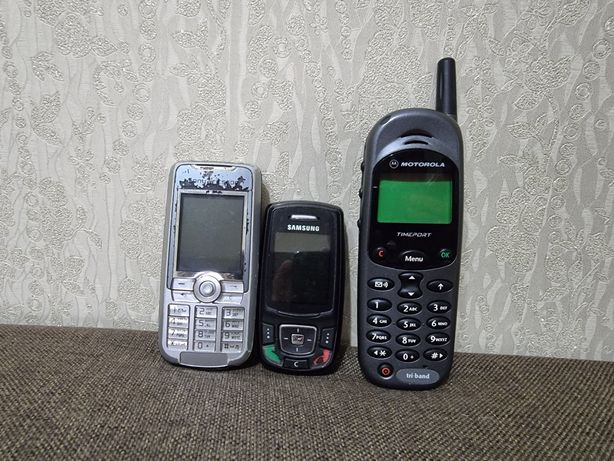 На запчасти Sony Ericsson Motorola Samsung