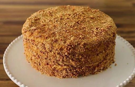 Медовик пирожные, торт