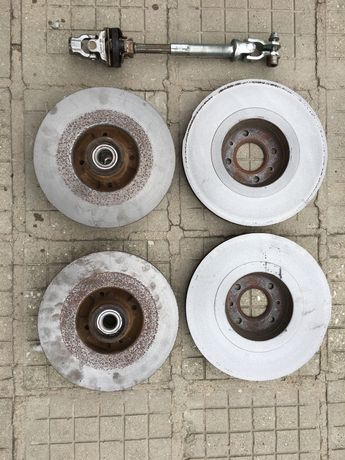 Престъргване на автомобилни дискове (Стругарски услуги)