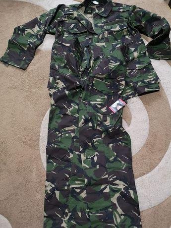 Ținută militare sipstop camuflaj