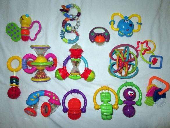 маркови играчки за бебета