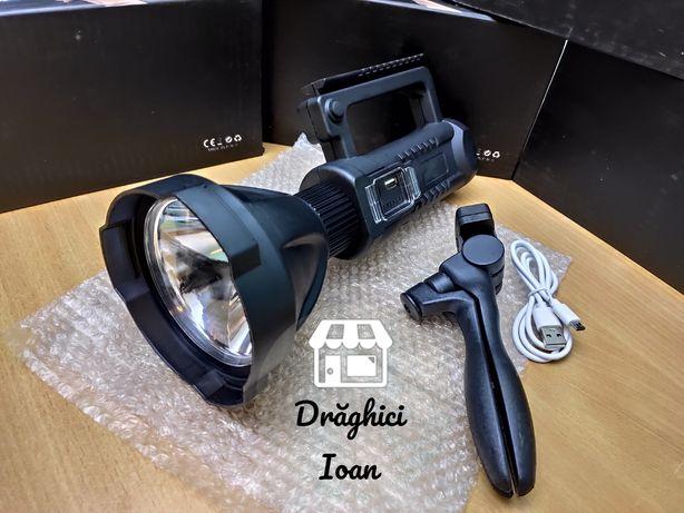NEW CREE P50 PROIECTOR Lanterna noul model de led CREE P50 SUPER WICK