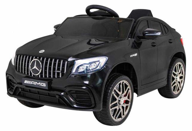 Masinuta electrica pentru copii Mercedes AMG GLC63s 4x4 (5688) Negru