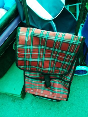 Тележка сумка хозяйственной инвентарь