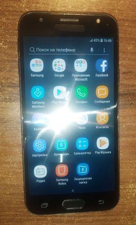 Продам сотовый телефон Samsung SM-J330 Galaxy J3