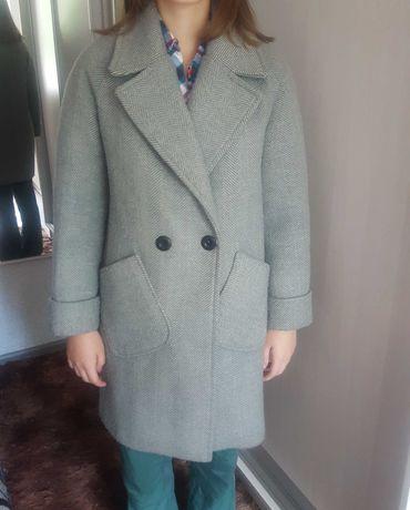 Продам женскую дубленку и демисезонное пальто на девочку