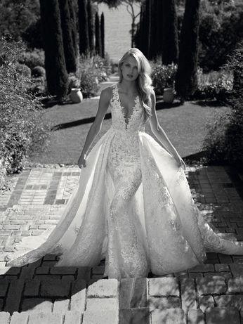FashionShow NY Rochie de Mireasa Atelier Pronovias Wedding Dress NILAY