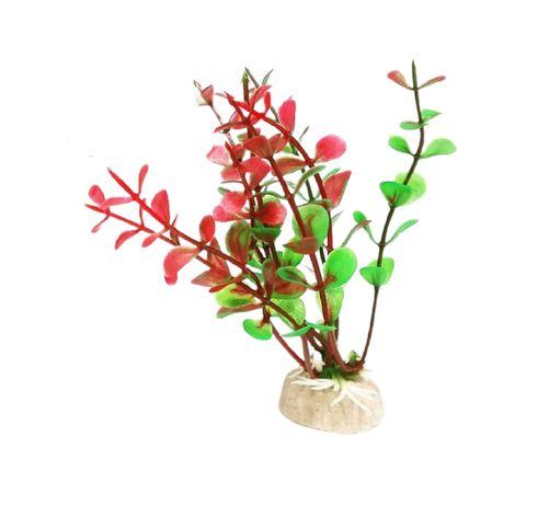 Plante artificiale decorative acvariu pesti, planta decor, 7 modele