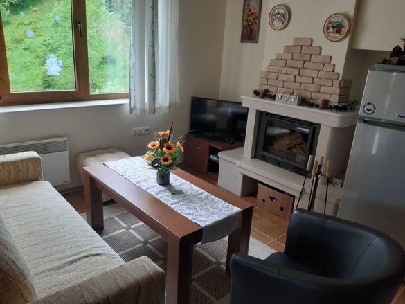Апартамент Никол к-с Лъки в к.к Пампорово