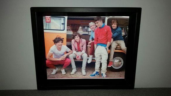 3D снимка One Direction