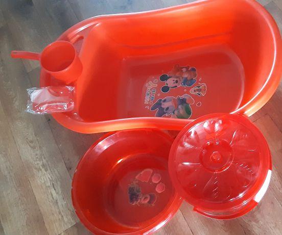 Продам новый  набор babyset для купания